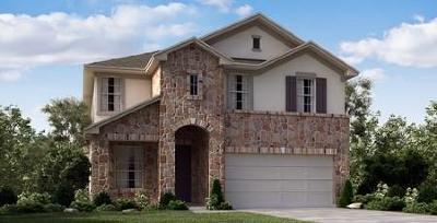 Round Rock Single Family Home For Sale: 7622 Leonardo St