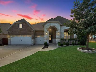 Austin Single Family Home For Sale: 104 Azimuth Dr