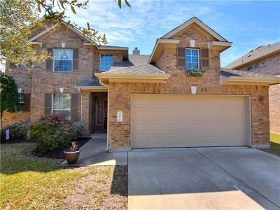 Round Rock Single Family Home Pending - Taking Backups: 2909 Laurel Grove Way
