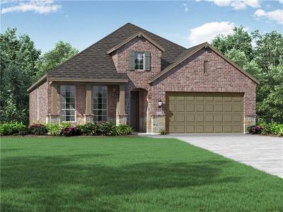 Round Rock Single Family Home For Sale: 3728 Kyler Glen Rd