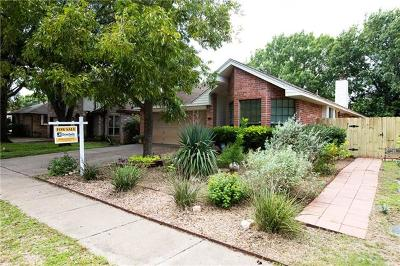 Austin Single Family Home For Sale: 4604 Fallenash Dr