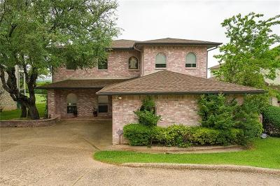 Lakeway Single Family Home For Sale: 319 Hazeltine Dr