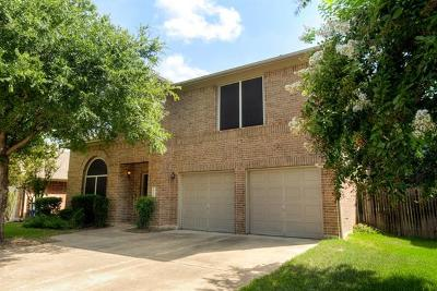 Austin Single Family Home For Sale: 9532 Morgan Creek Dr
