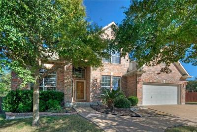 Cedar Park Single Family Home Pending - Taking Backups: 2502 Kopperl Ct