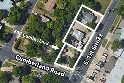 Residential Lots & Land For Sale: 600 Cumberland Rd