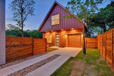 Austin Single Family Home For Sale: 4706 Santa Anna St #2