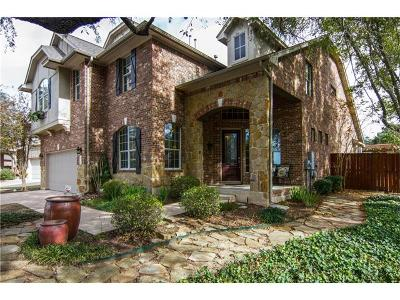 Cedar Park Single Family Home For Sale: 2500 Durlston Ct