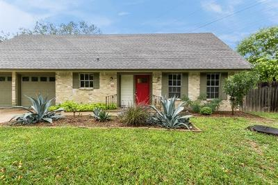 Austin Single Family Home For Sale: 806 Turtle Creek Blvd