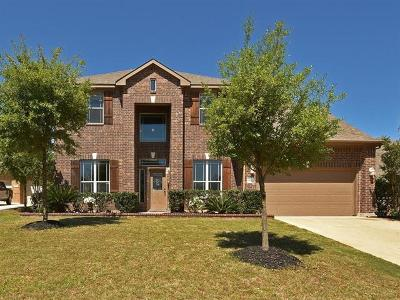 Pflugerville Single Family Home For Sale: 19112 Marble Glen Ln