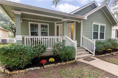 Cedar Park Single Family Home For Sale: 810 Truman Ln