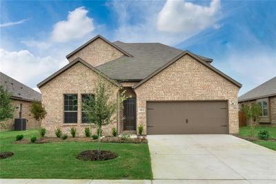Leander Single Family Home For Sale: 629 Mistflower Springs Dr
