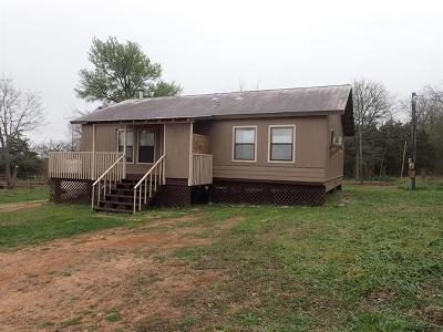 Cedar Creek Single Family Home For Sale: 125 Turkey Run