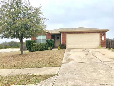 Leander Single Family Home For Sale: 100 Katherine Way