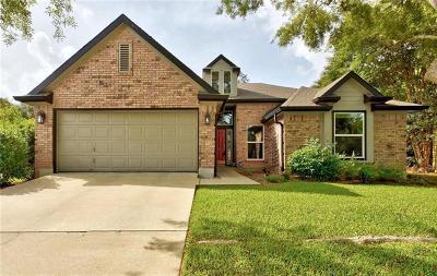 Austin Single Family Home For Sale: 3001 Six Gun Trl