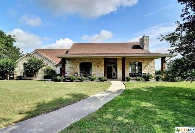 Killeen Single Family Home For Sale: 17282 Stillman Valley Rd