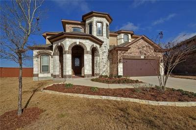 San Marcos Single Family Home For Sale: 818 Jesse Trl