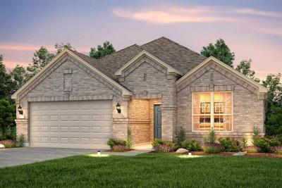 Round Rock Single Family Home For Sale: 6021 Gimignano Pl
