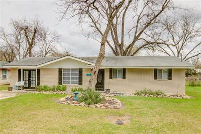 New Braunfels Single Family Home For Sale: 2151 Gruene Rd