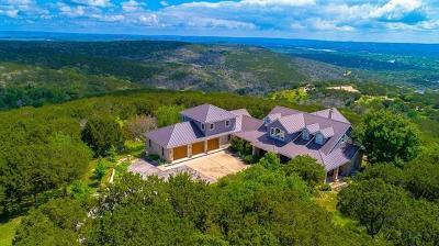 Burnet Single Family Home For Sale: 1071 Escalar Dr