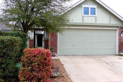 San Marcos Single Family Home Pending - Taking Backups: 302 Silo St