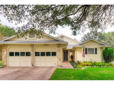 Single Family Home For Sale: 4806 Transit Cir