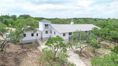 New Braunfels Single Family Home For Sale: 30202 Fm 3009