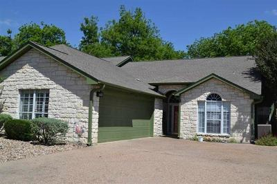 Burnet County Condo/Townhouse For Sale: 23 Augusta Dr