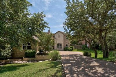 Austin Single Family Home For Sale: 12009 Portofino Dr