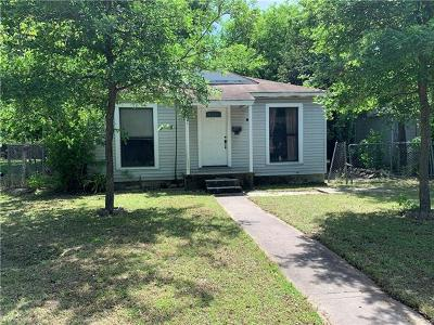 Austin Single Family Home For Sale: 2935 Moss St