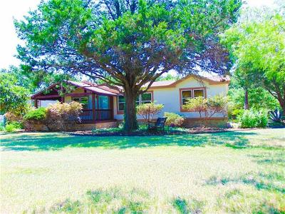 Bastrop Mobile/Manufactured Pending - Taking Backups: 203 Sunny Oaks Dr
