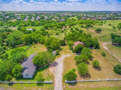 Manor Single Family Home For Sale: 11302 & 11304 Austex Acres Ln