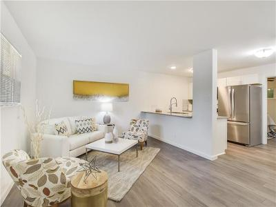 Travis County Condo/Townhouse Pending - Taking Backups: 1300 Newning Ave #202
