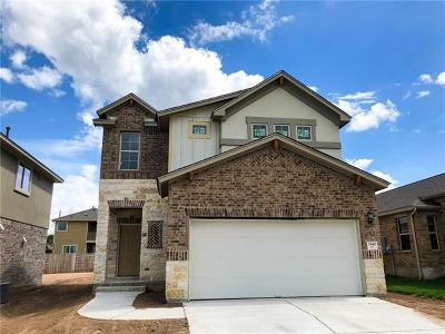 Round Rock Single Family Home For Sale: 3540 Pauling Loop