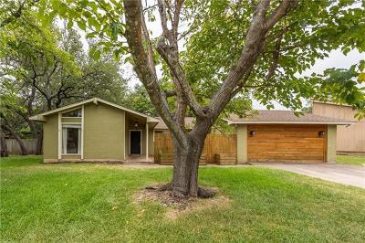 Single Family Home For Sale: 7701 Danwood Dr