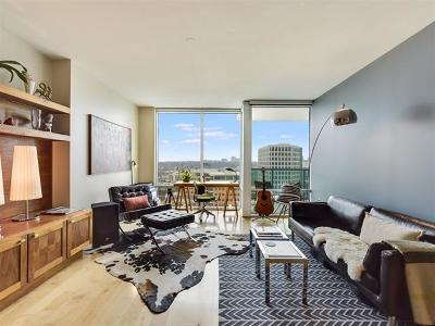 Condo/Townhouse For Sale: 300 Bowie St #1608