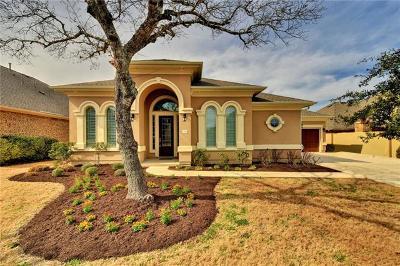 Austin Single Family Home Pending - Taking Backups: 292 Emma Loop
