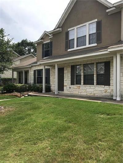 Cedar Park Rental For Rent: 401 Buttercup Creek Blvd #1302