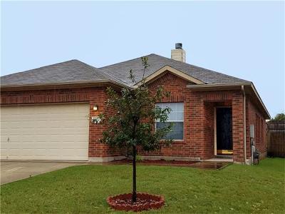 Kyle Single Family Home Pending - Taking Backups: 195 Ashwood N