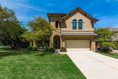 Spicewood Single Family Home Active Contingent: 21940 Agarito Ln