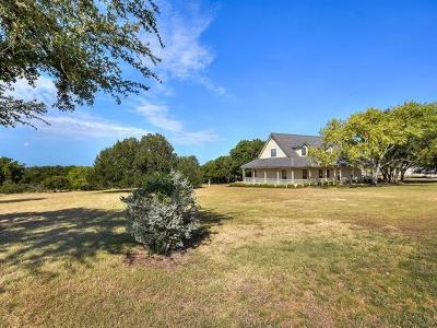 Pflugerville, Round Rock Single Family Home For Sale: 2002 Mayfield Dr