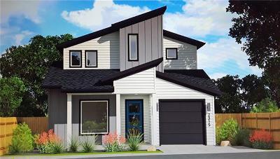 Austin TX Single Family Home For Sale: $724,990