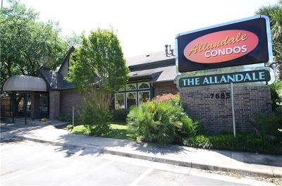 Austin Rental For Rent: 7685 Northcross Dr #1109