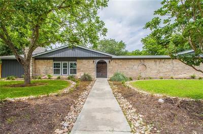 Lockhart Single Family Home For Sale: 709 Cibilo St