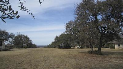 Spicewood Residential Lots & Land For Sale: 1314 Majestic Hills Blvd