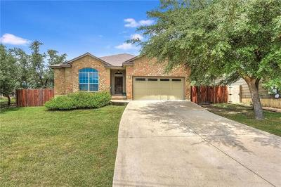 Dripping Springs Single Family Home For Sale: 10039 Janet Loop
