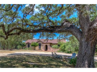 San Marcos Single Family Home Active Contingent: 103 Oak Shadow