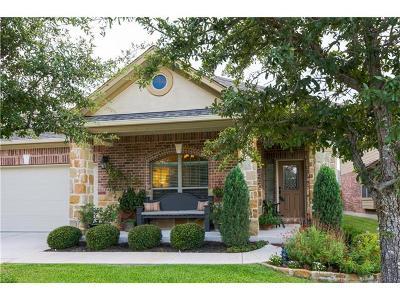Cedar Park Single Family Home For Sale: 4012 Gloucester Dr