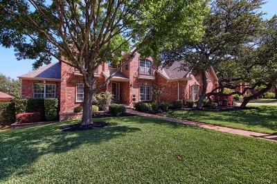 Round Rock Single Family Home Active Contingent: 2248 Hamlet Cir