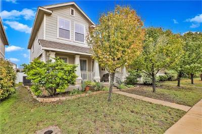 Pflugerville Single Family Home For Sale: 716 Craters Of The Moon Blvd
