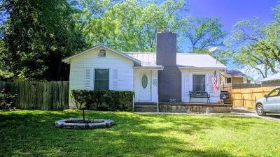 New Braunfels Single Family Home For Sale: 1360 Cross St